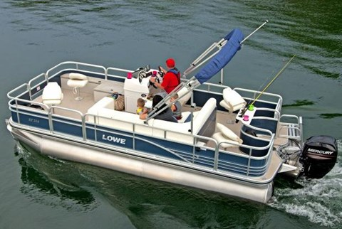 2014 Lowe SF214 Sport Fish in Mount Pleasant, Texas