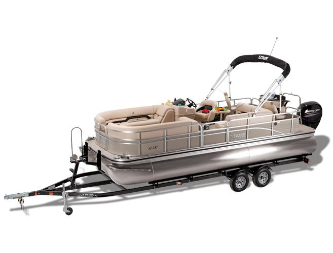 2014 Lowe SF232 Sport Fish in Mount Pleasant, Texas