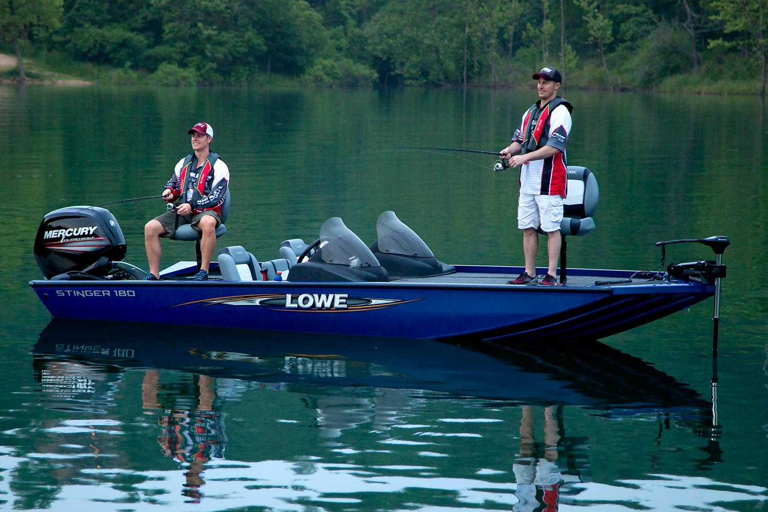 2016 Lowe Stinger 180 in Fort Smith, Arkansas
