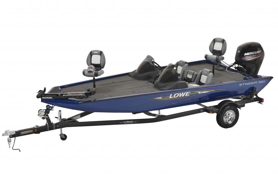 2016 Lowe Stinger 180 in Holiday, Florida