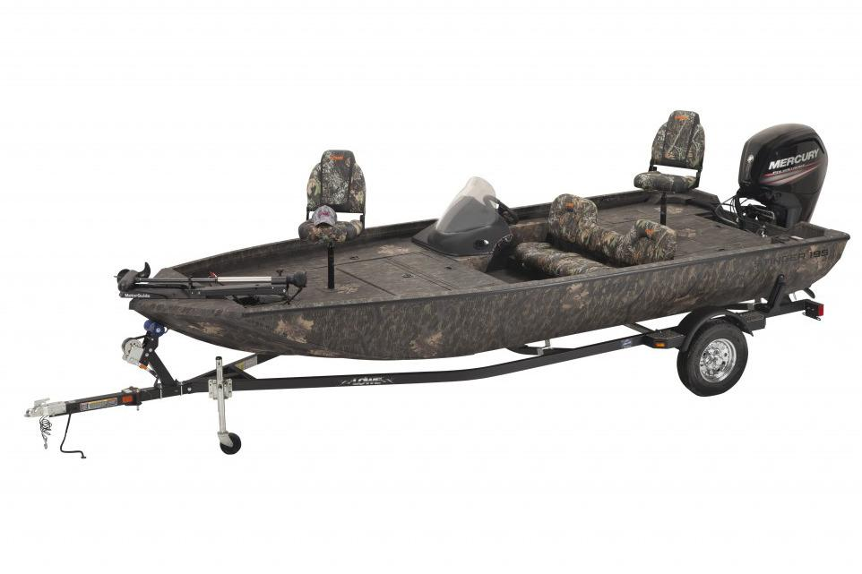 2016 Lowe Stinger 195 Poly Camo in Mineral, Virginia