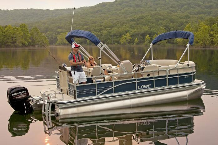 2016 Lowe SF212 Sport Fish in Harriman, Tennessee