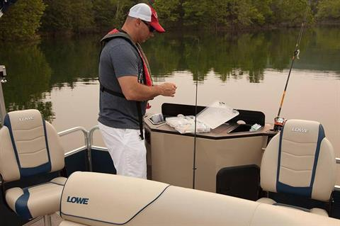 2016 Lowe SF234 Sport Fish in Amory, Mississippi