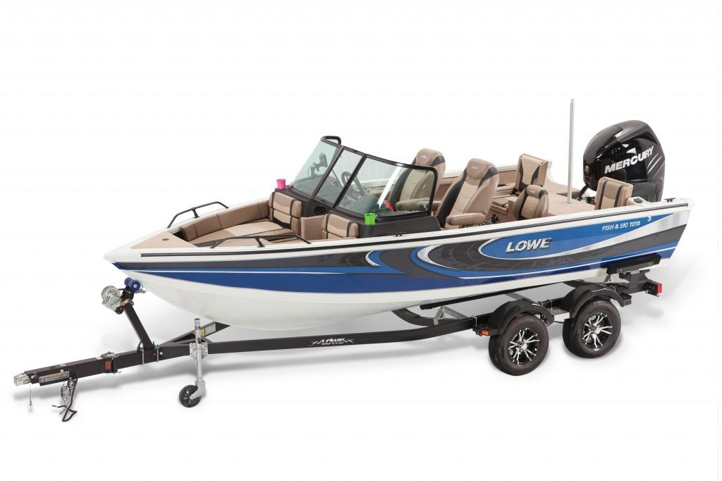 2016 Lowe Fish & Ski FS1810 in Amory, Mississippi