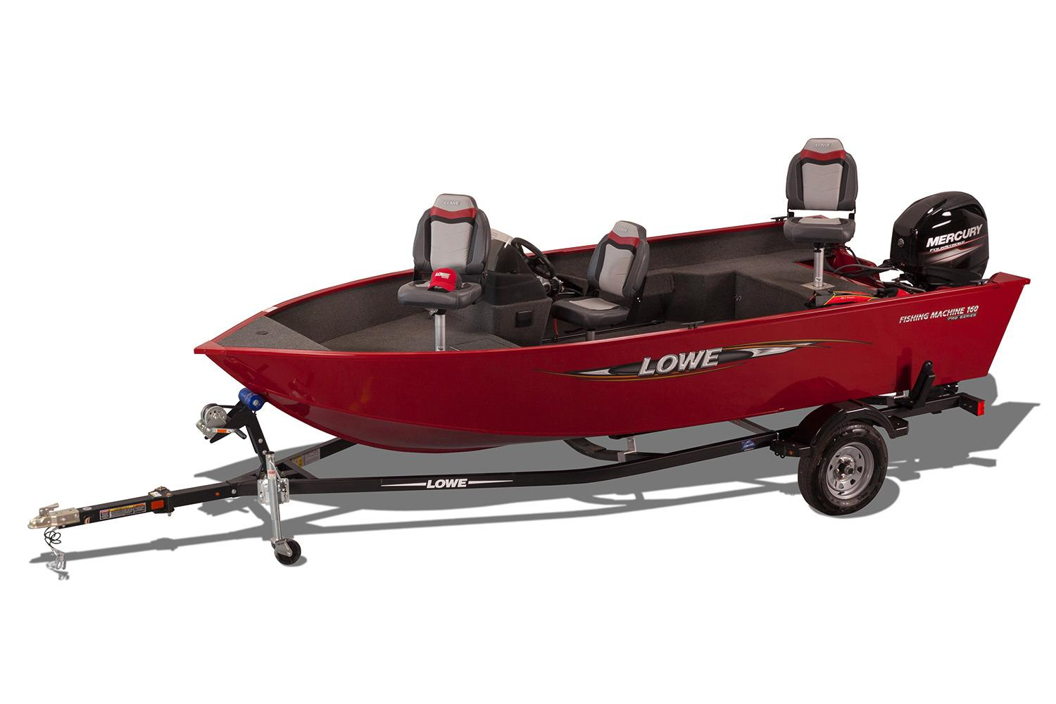 2017 Lowe FM 160 Pro in Holiday, Florida