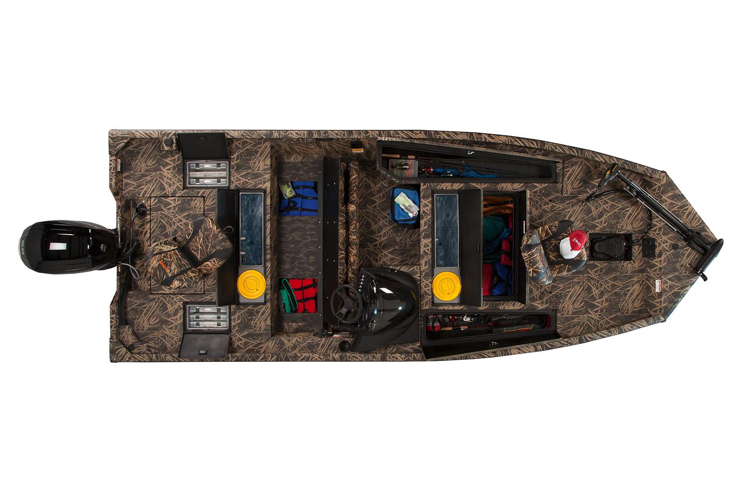 2017 Lowe Stinger 195 Poly Camo in Holiday, Florida
