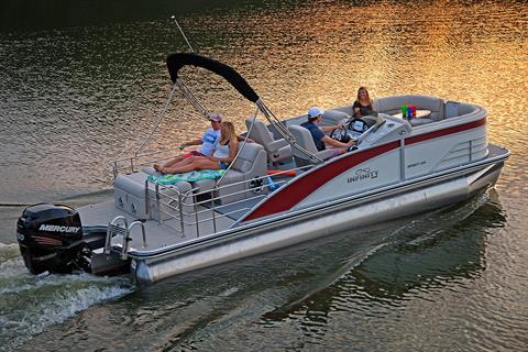 2017 Lowe Infinity 250 CL in Amory, Mississippi