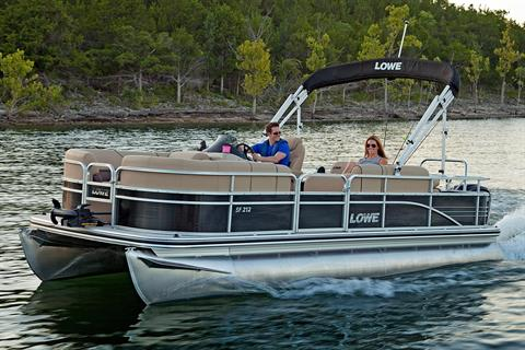 2017 Lowe SF212 Sport Fish in Fort Smith, Arkansas