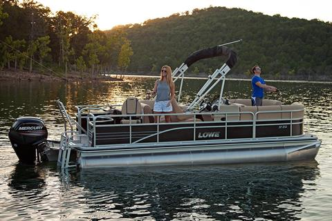 2017 Lowe SF212 Sport Fish in Amory, Mississippi