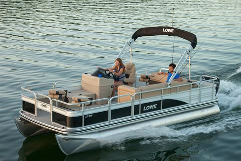 2017 Lowe SF214 Sport Fish in Amory, Mississippi