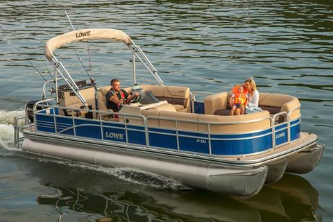 2017 Lowe SF232 Sport Fish in Holiday, Florida