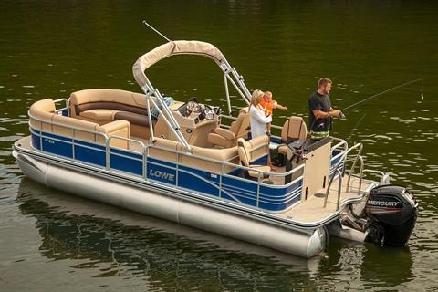 2017 Lowe SF232 Sport Fish in Fort Smith, Arkansas