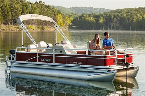 2017 Lowe Ultra 182 Fish & Cruise in Fort Smith, Arkansas