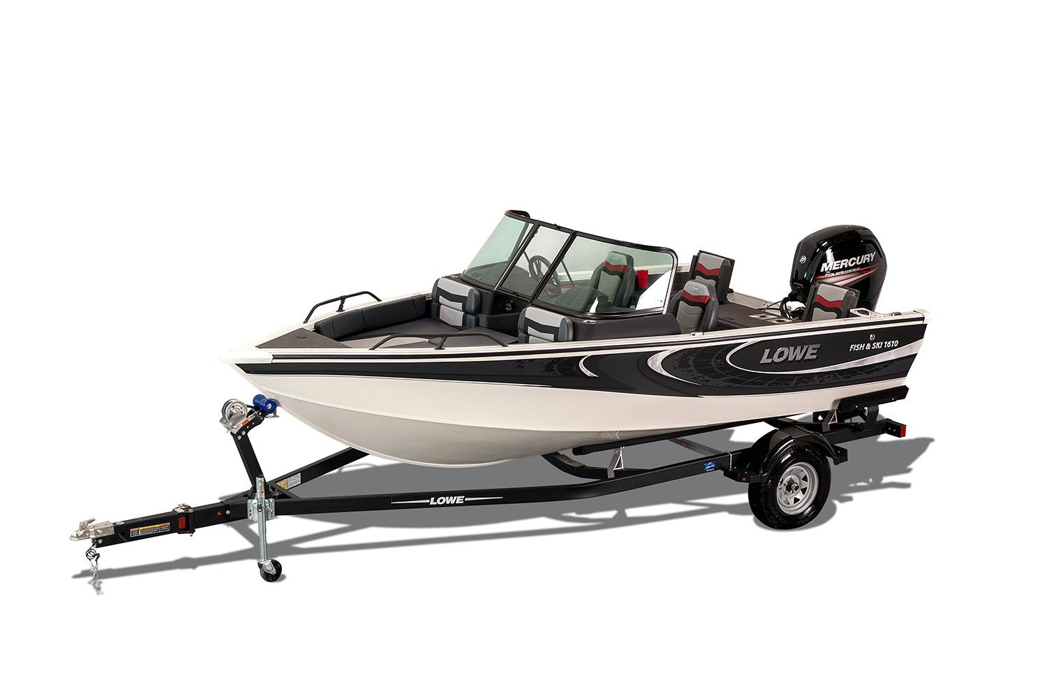 2017 Lowe Fish & Ski FS1610 in Holiday, Florida