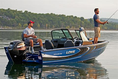 2017 Lowe Fish & Ski FS1710 in Fort Smith, Arkansas