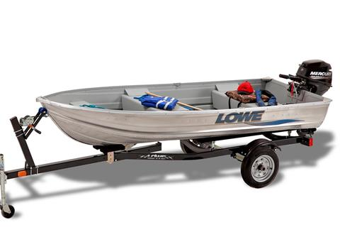 2017 Lowe 1257 Utility V in Holiday, Florida