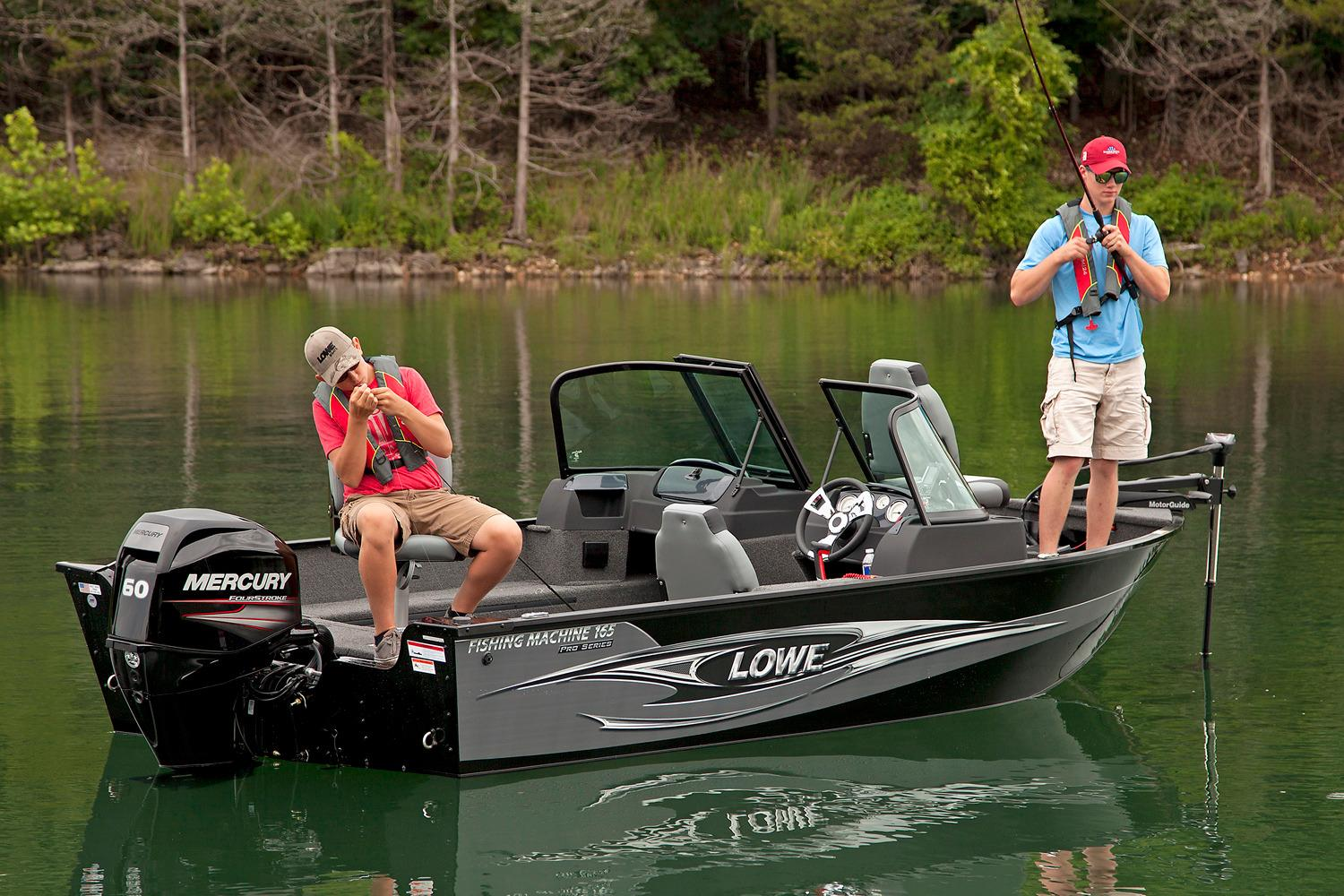 2018 Lowe FM 165 Pro WT in Amory, Mississippi - Photo 1