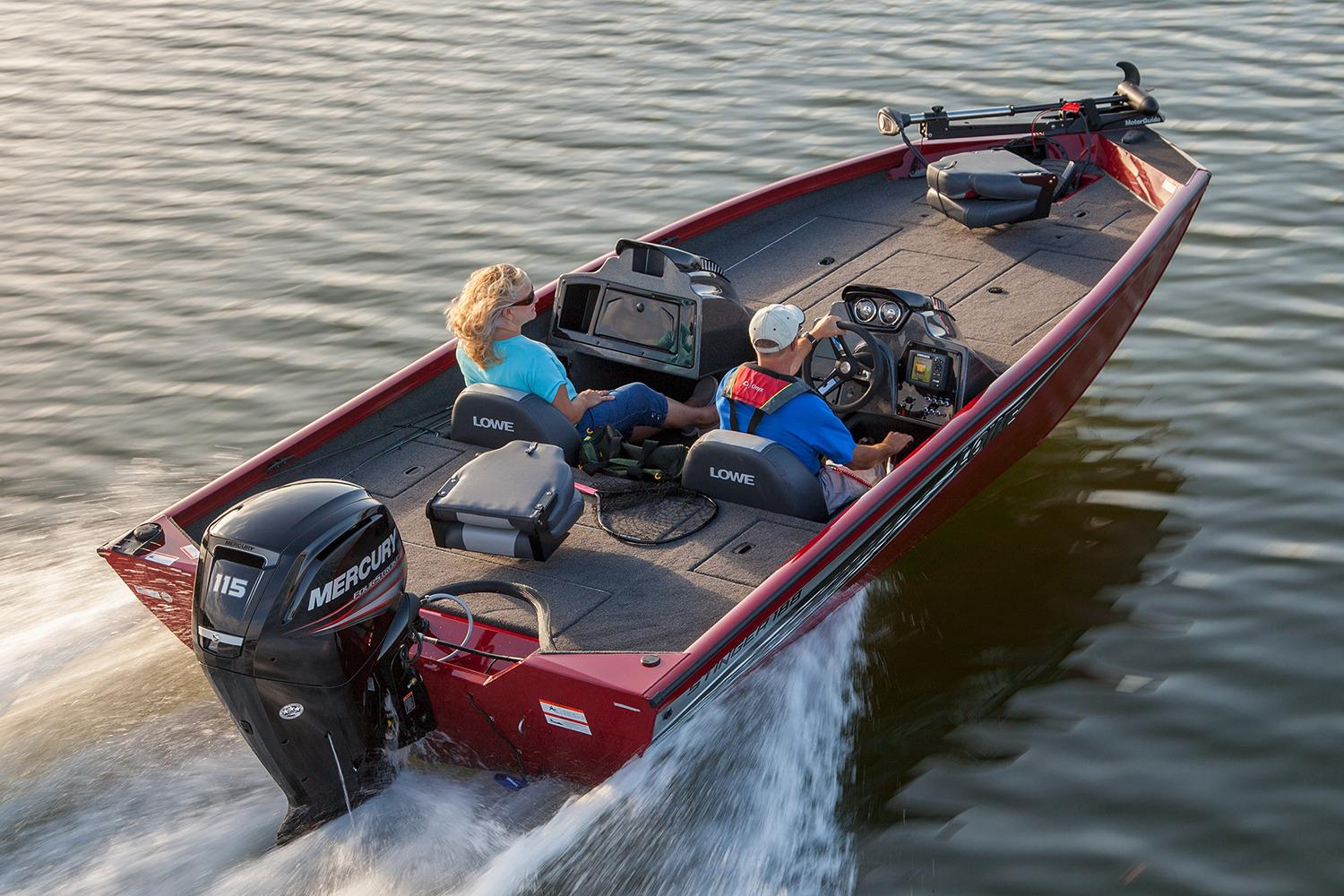 2018 Lowe Stinger 188 Dual Console in Mount Pleasant, Texas
