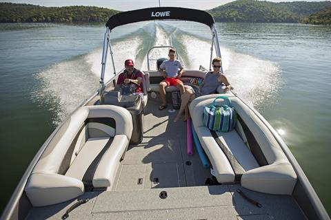 2018 Lowe SD224 Sport Deck in Holiday, Florida