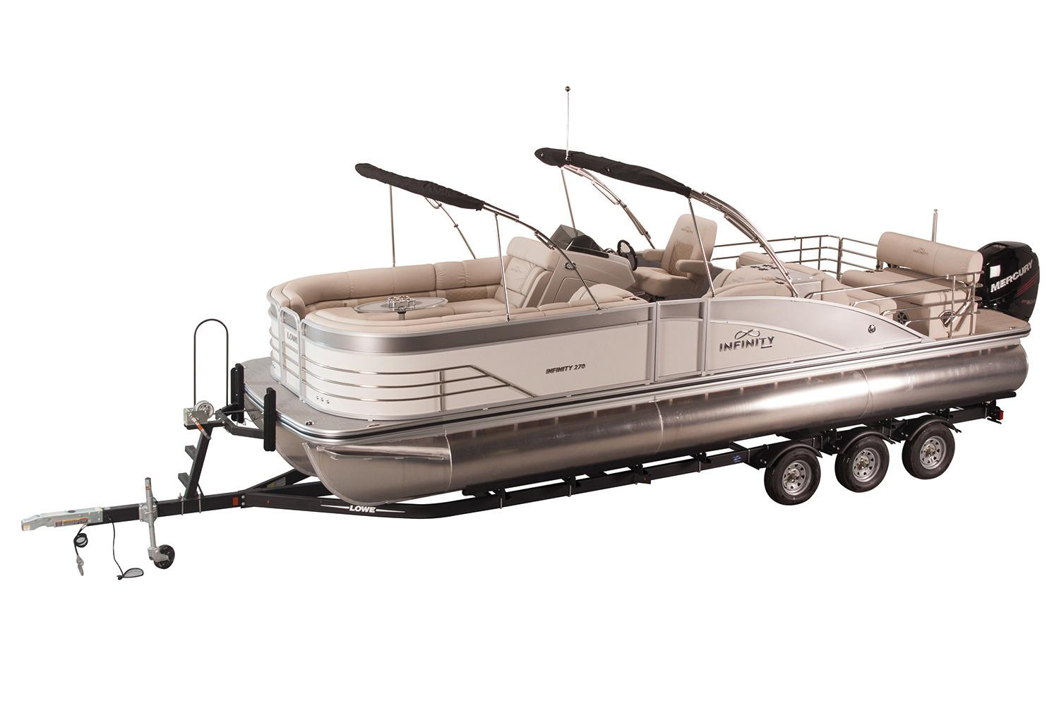 2018 Lowe Infinity 270 CL in Mount Pleasant, Texas
