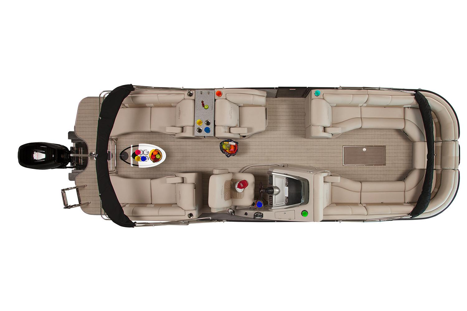 2018 Lowe Infinity 270 RFL in Holiday, Florida