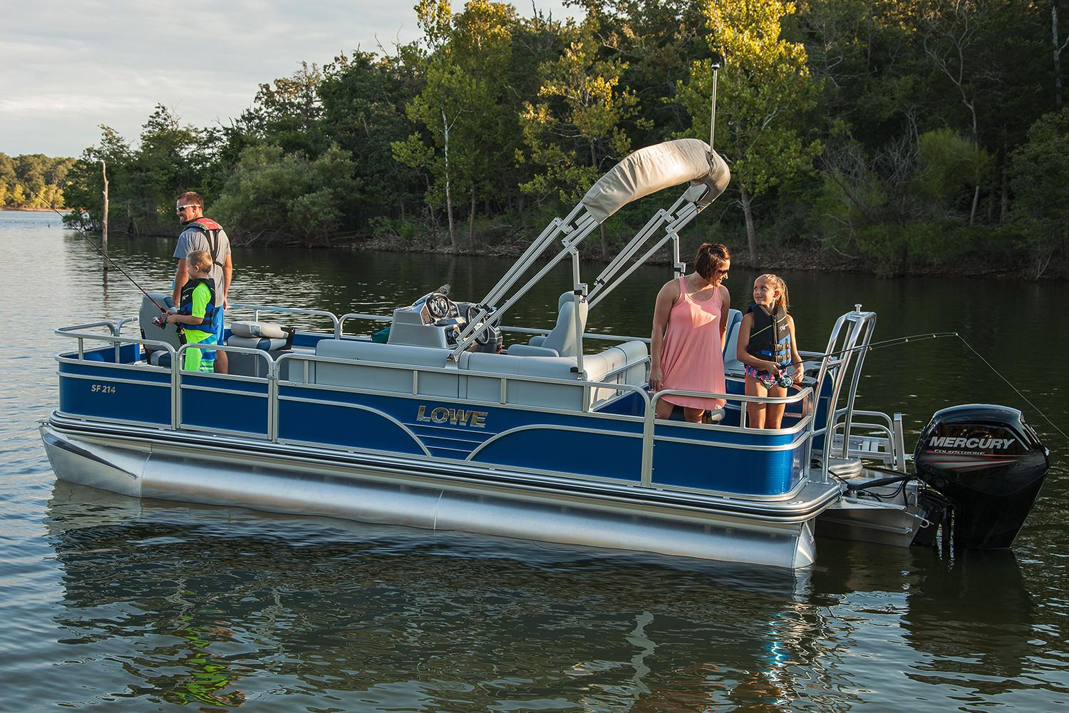 2018 Lowe SF214 Sport Fish in Amory, Mississippi