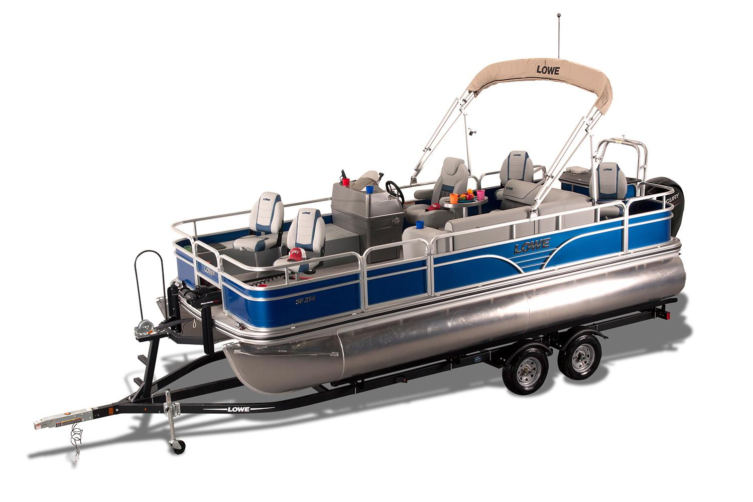 2018 Lowe SF214 Sport Fish in West Plains, Missouri