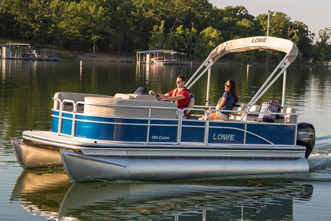 2018 Lowe Ultra 180 Cruise in West Plains, Missouri