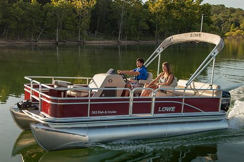 2018 Lowe Ultra 182 Fish & Cruise in Mount Pleasant, Texas