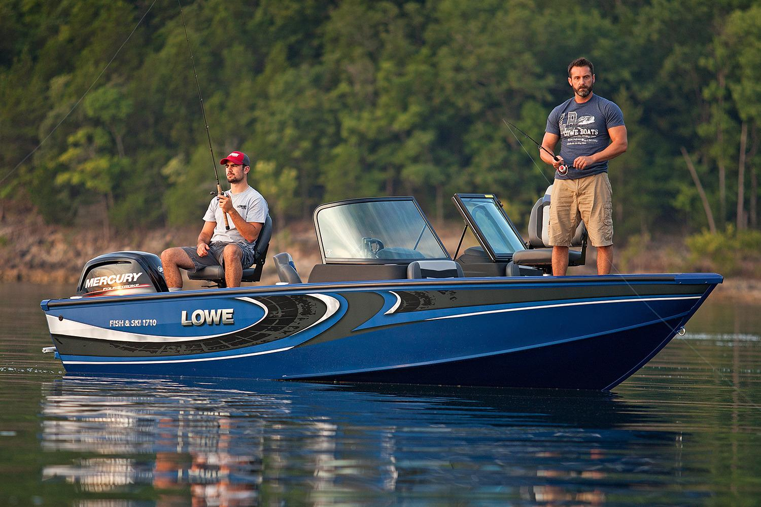 2018 Lowe Fish & Ski FS1710 in Amory, Mississippi