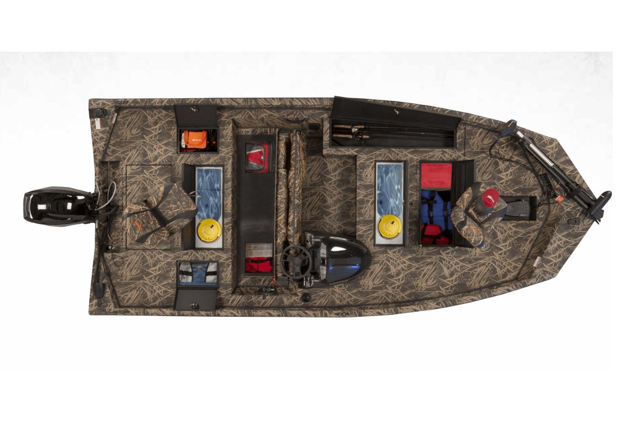 2019 Lowe Stinger 175 Poly Camo in Mineral, Virginia - Photo 12