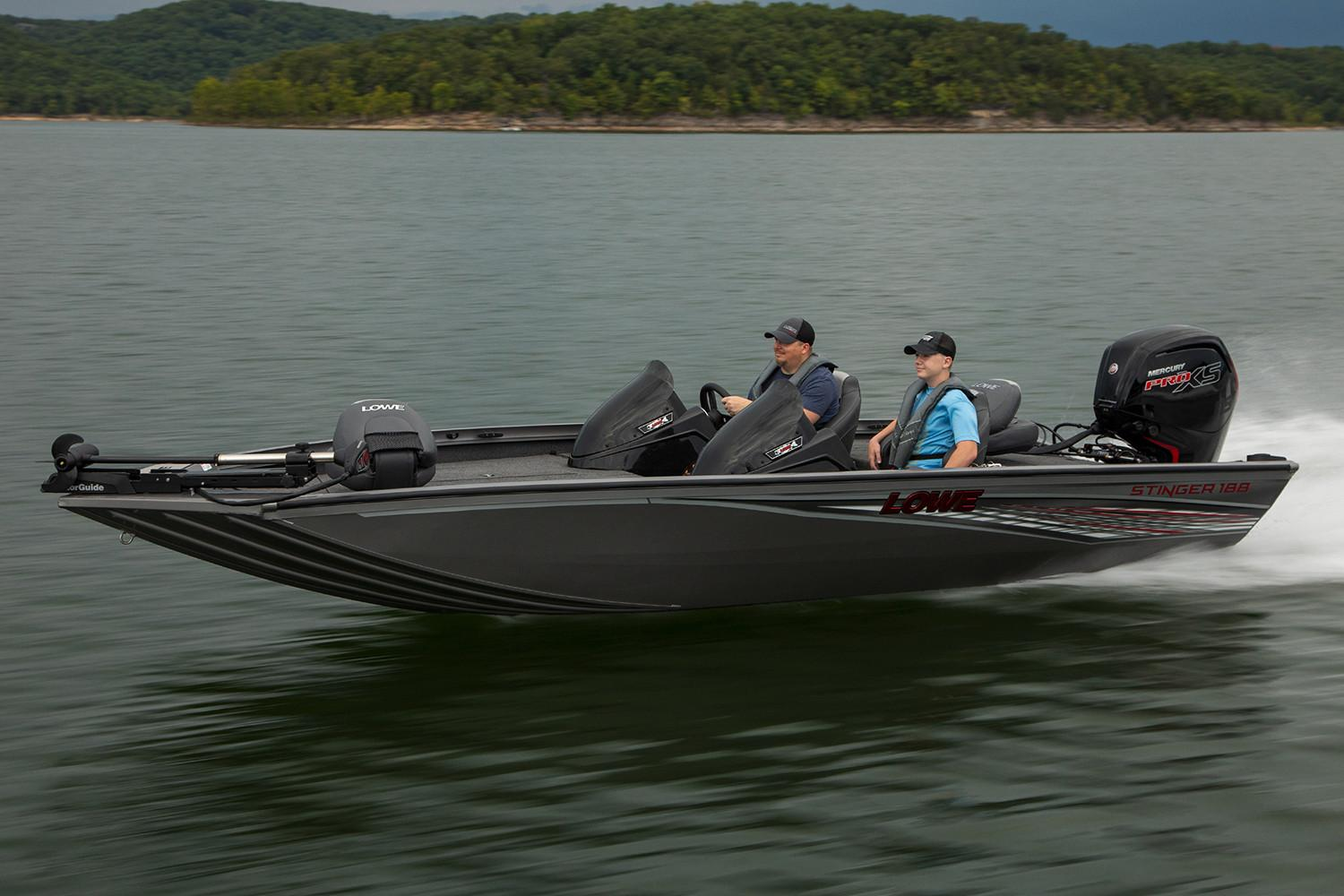 2019 Lowe Stinger 188 Dual Console in Mineral, Virginia - Photo 2