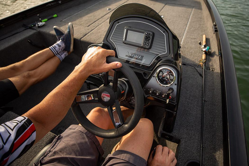 2019 Lowe Stinger 188 Dual Console in Mineral, Virginia - Photo 6