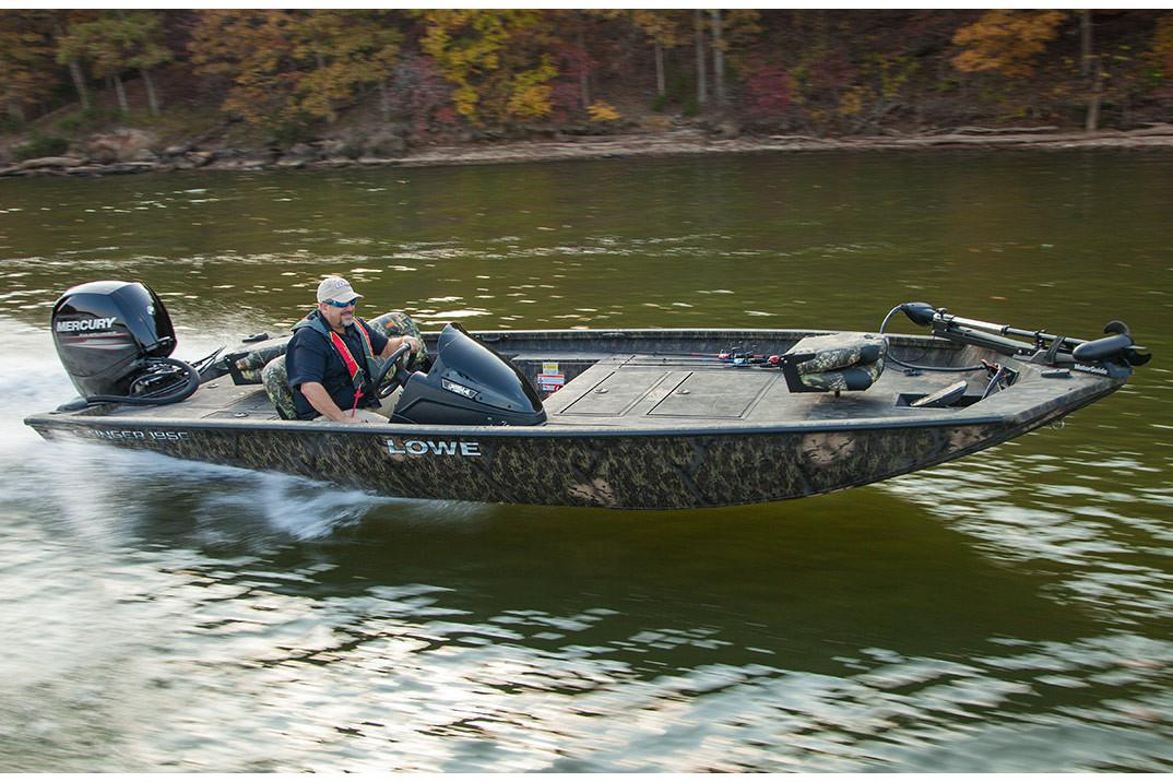 2019 Lowe Stinger 195 Poly Camo in Mineral, Virginia