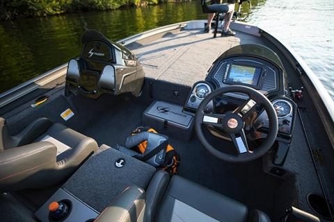 2019 Lowe Stinger 198 Dual Console in Amory, Mississippi - Photo 6