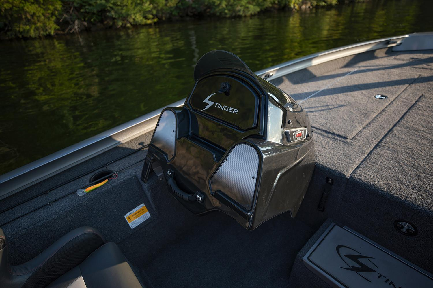 2019 Lowe Stinger 198 Dual Console in West Plains, Missouri - Photo 7