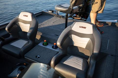 2019 Lowe Stinger 198 Dual Console in Amory, Mississippi - Photo 8