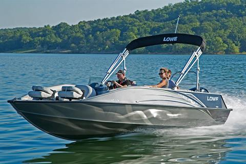 2019 Lowe SD224 Sport Deck in Harrison, Michigan