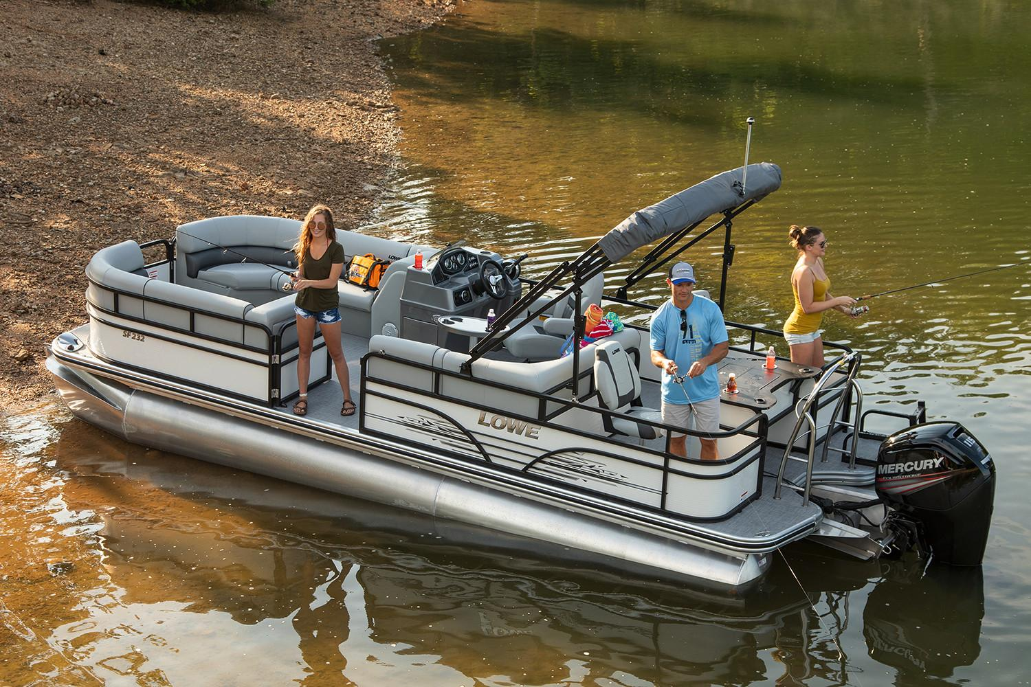 2019 Lowe SF232 Sport Fish in Amory, Mississippi - Photo 4