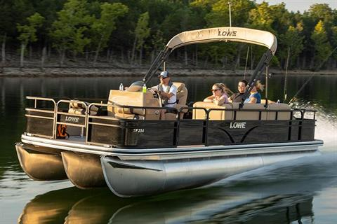 2019 Lowe SF234 Sport Fish in Harrison, Michigan