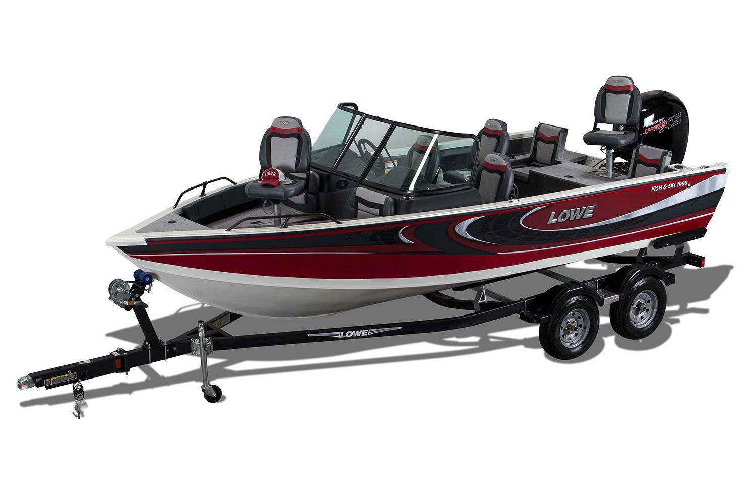 2019 Lowe Fish & Ski FS1900 in Mineral, Virginia