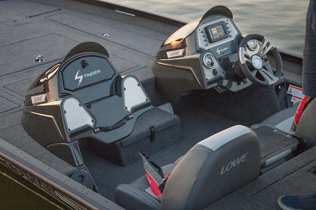 2020 Lowe Stinger 195 Dual Console in Mount Pleasant, Texas - Photo 7