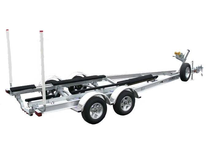 2017 Load Rite Load Rite Aluminum Ski Boat & Inboard (LR-ASKI203600102TB1) in Newberry, South Carolina