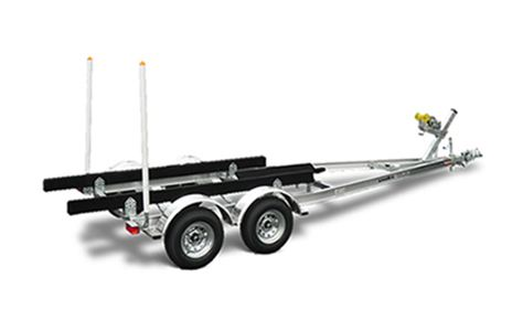 2018 Load Rite Aluminum Tandem Axle Skiff (LR-AS20T4200102TSSB1) in Newberry, South Carolina
