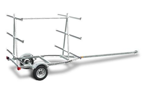 2018 Load Rite Canoe, Kayak & Paddleboard Trailers (K1000-6T) in Hamilton, New Jersey