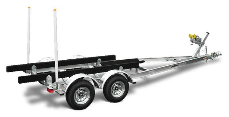 2019 Load Rite Aluminum Tandem Axle Skiff (LR-AS24T3700102TSSB1) in Mineral, Virginia