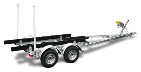 2019 Load Rite Aluminum Tandem Axle Skiff (LR-AS27T4200102TSSB1) in Mineral, Virginia