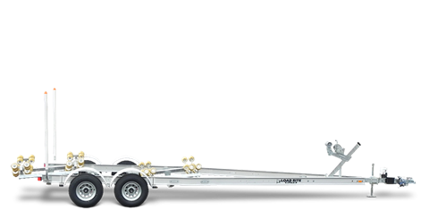2019 Load Rite Aluminum Single and Tandem Axle Roller (LR-AR24T6000102TB1) in Mineral, Virginia