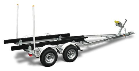 2020 Load Rite Aluminum Tandem Axle Skiff (LR-AS24T3700102TSVB1) in Mineral, Virginia