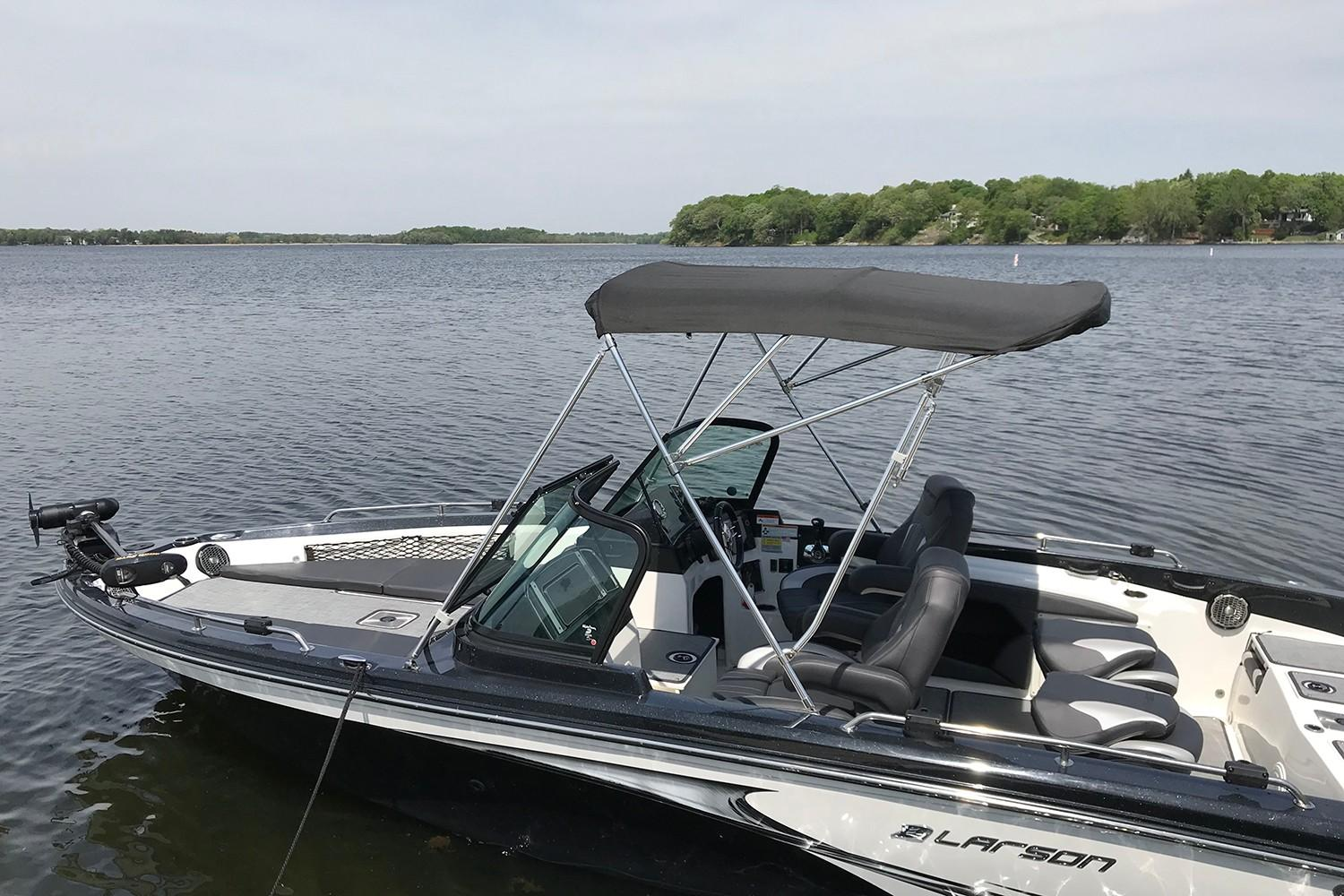 2018 Larson FX 1750 DC in Holiday, Florida